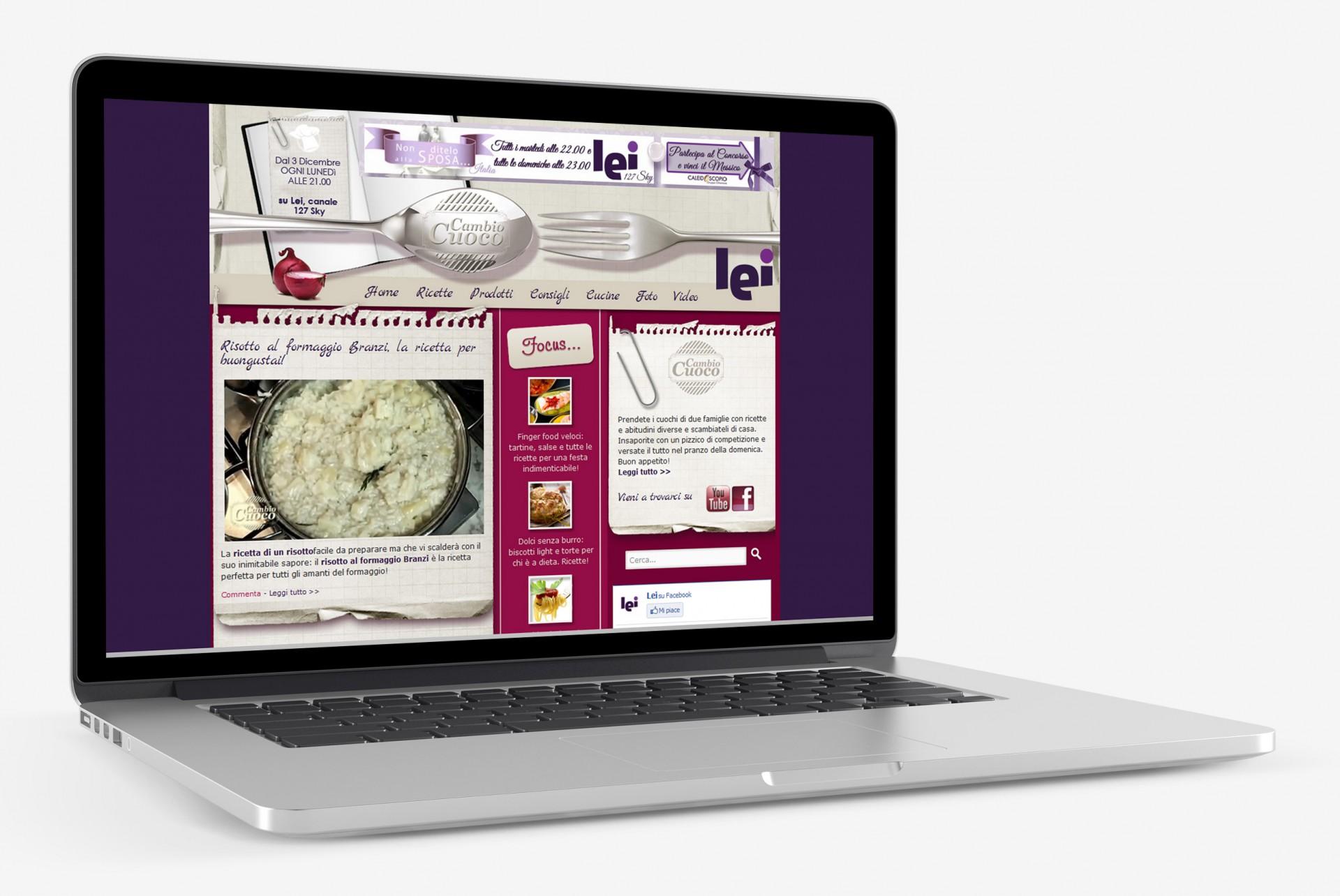 www.cambiocuoco.it