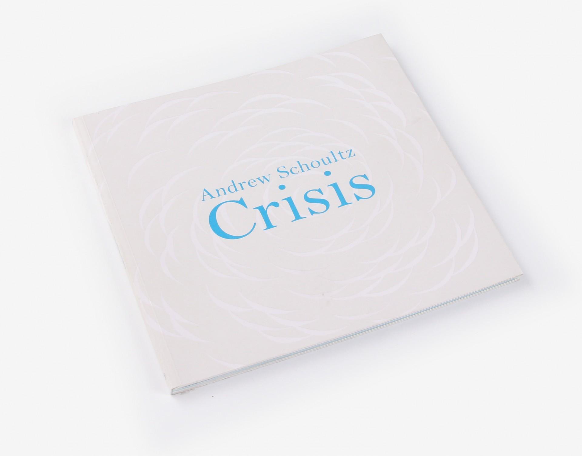 Andrew Shoultz - Crisis - Catalogo artista - Copertina