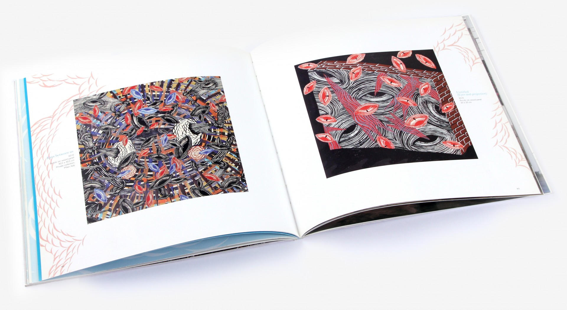 Andrew Shoultz - Crisis - Catalogo artista - interno