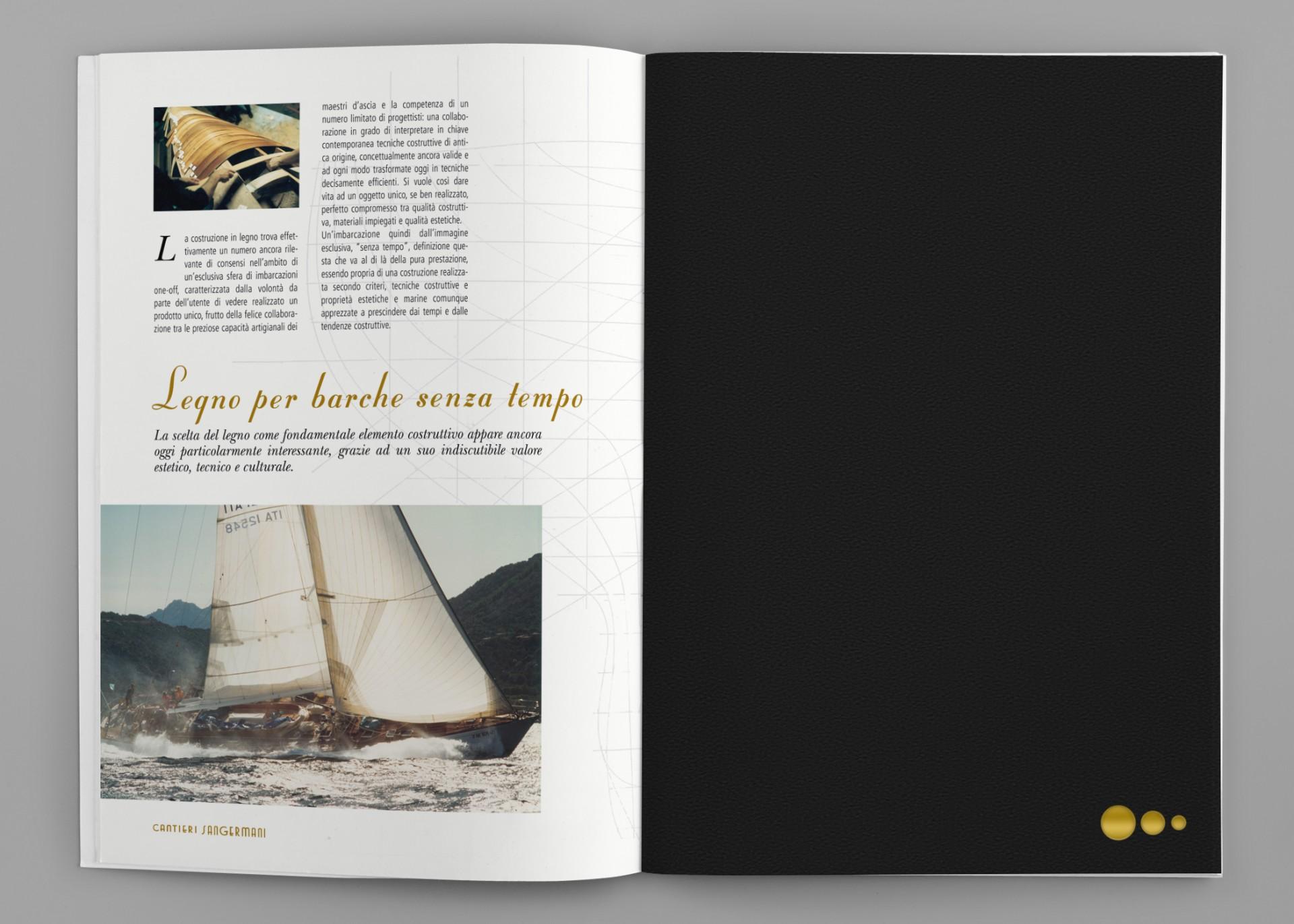 Brochure Cantieri Sangermani
