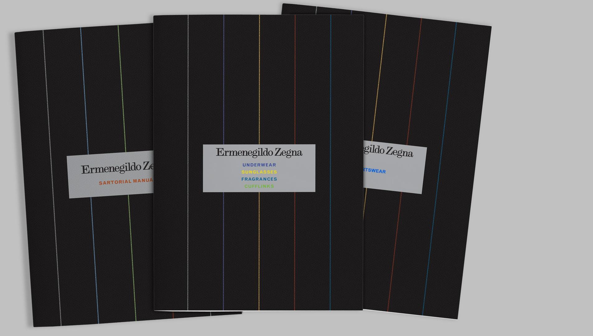 Catalogo Ermenigildo Zegna