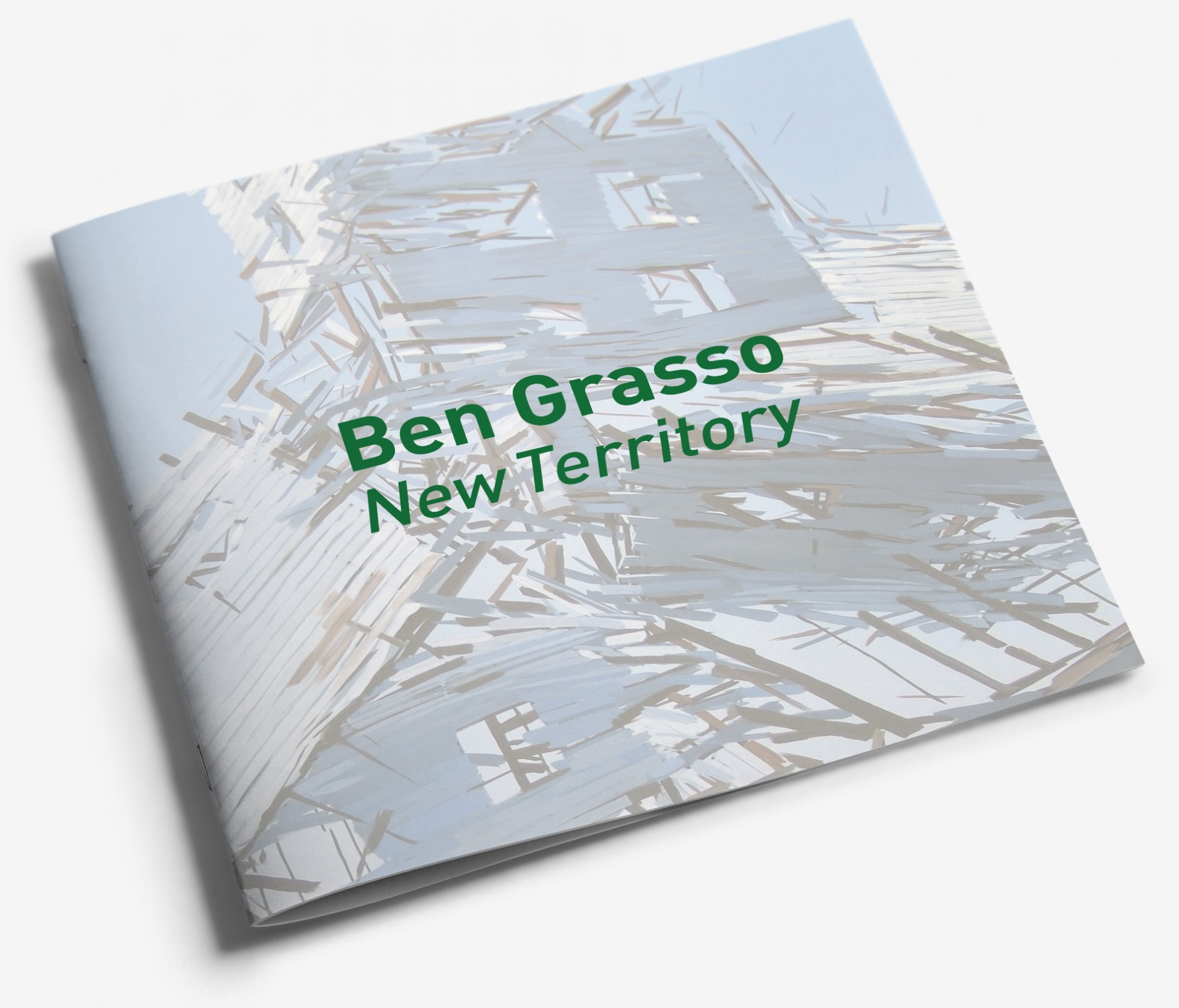 Catalogo Ben grasso - New Territory