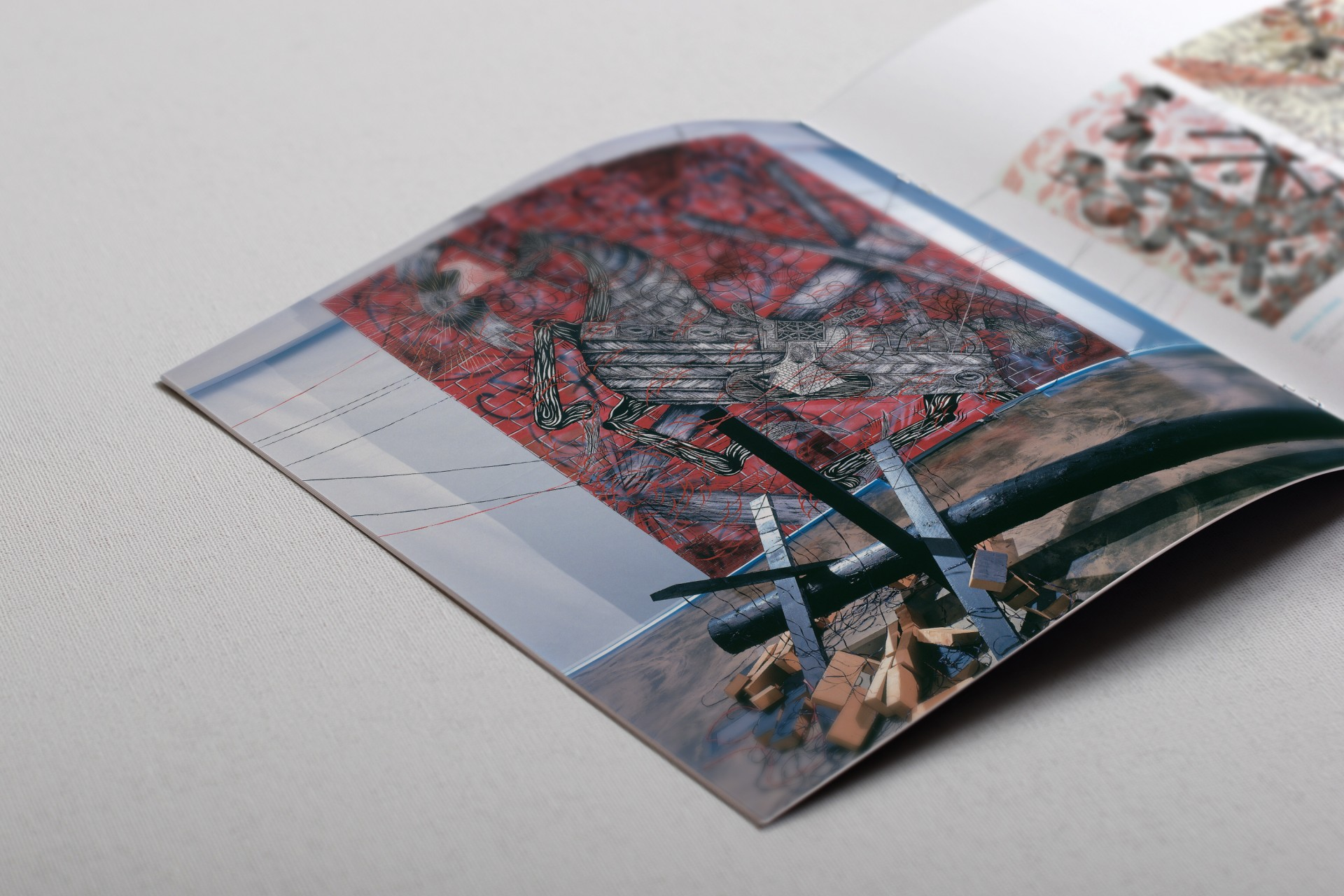 Andrew Shoultz - Crisis - Catalogo artista - dettaglio