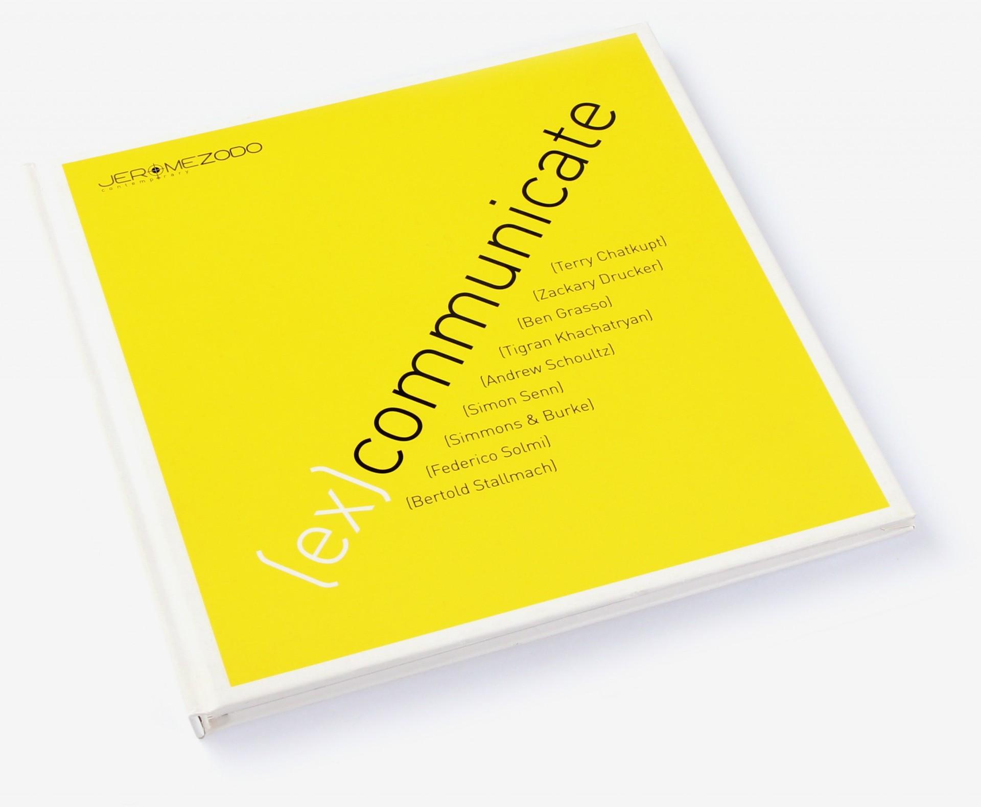 catalogo ex-communicate - copertina